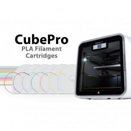 CubePro PLA Filament Cartridges