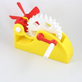 Ventilador Modelo 3D