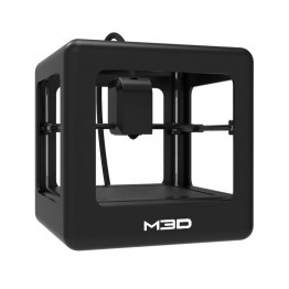 The Micro 3D Printer - Retail Edition - Black Version
