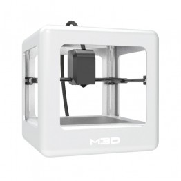 The Micro 3D Printer - Retail Edition - White Version