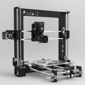 Prusa i3 Rework Kit  con marco de hierro