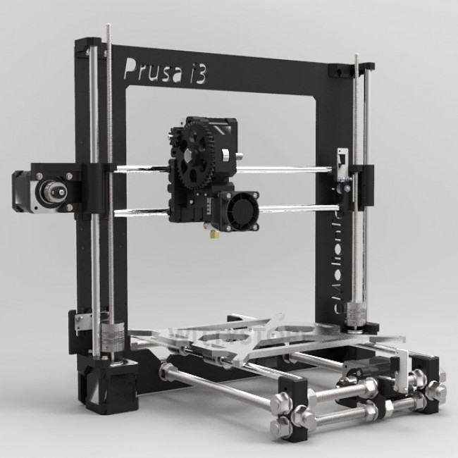 Prusa i3 Rework Kit - Iron Frame