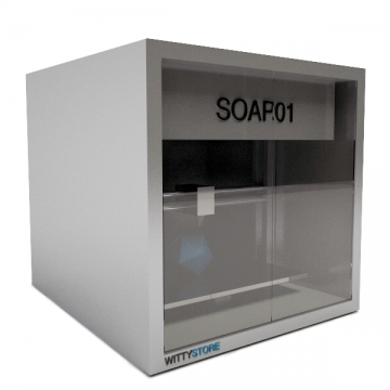 Soap01™ - The first soap 3D Printer