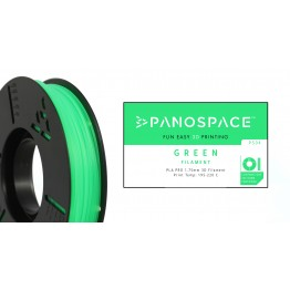 Panospace Filament 1.75mm PLA Green