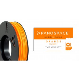 Panospace Filament 1.75mm PLA Orange