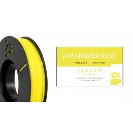 Filamento Panospace 1.75mm PLA Giallo