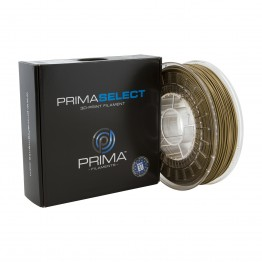 PrimaSelect ABS 1.75mm 750g Filamento Bronce