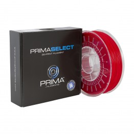 PrimaSelect ABS 1.75mm 750g Filamento Rojo