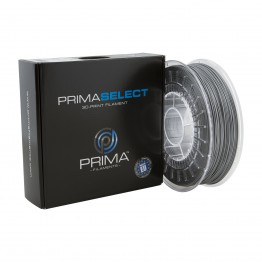 PrimaSelect ABS 1.75mm 750g Filamento Plata