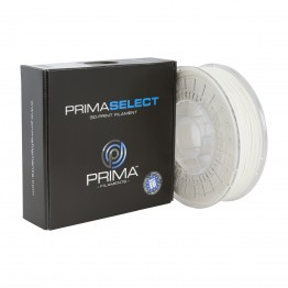 PrimaSelect ABS 1.75mm 750 g White Filament