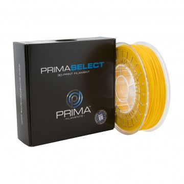 PrimaSelect ABS 1.75mm 750 g Yellow Filament