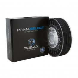 PrimaSelect HIPS - 1.75mm - 750 g - Black Filament