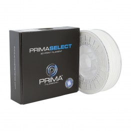 PrimaSelect HIPS - 1.75mm - 750 g - Filamento Blanco