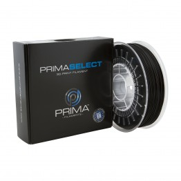 PrimaSelect PLA 1.75mm 750g Filamento Nero