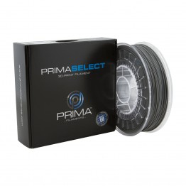 PrimaSelect PLA 1.75mm 750g Gray Filament
