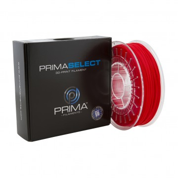 PrimaSelect PLA 1.75mm 750g Filamento Rojo