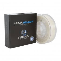 PrimaSelect PLA 1.75mm 750g Filamento  Blanco Satinado