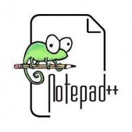 Notepad ++ editor di codice e testo