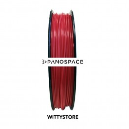 Panospace Filament 1.75mm PLA Bright Red