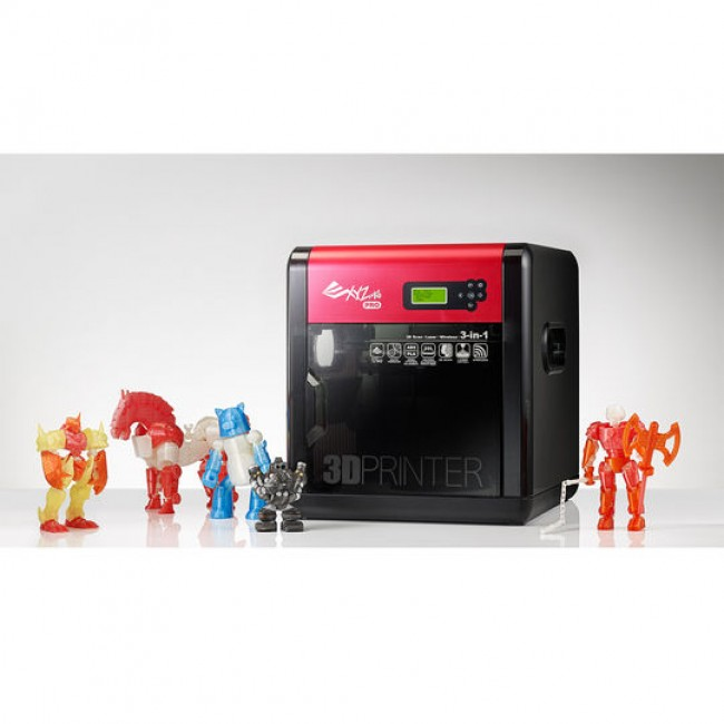 XYZprinting da Vinci 1 0 Pro 3in1