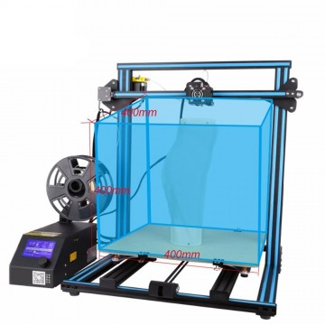 Creality CR-10-S4 Print size 400x400x400mm