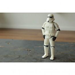 Stormtrooper Modello 3D per stampa a doppia estrusione