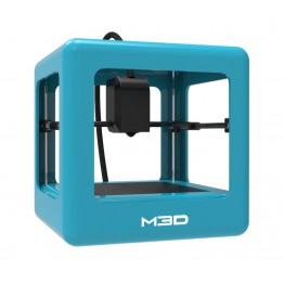 The Micro 3D Printer - Retail Edition - Blue Version