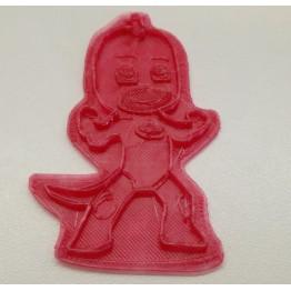 PJ Masks Gekko Cookie Cutter