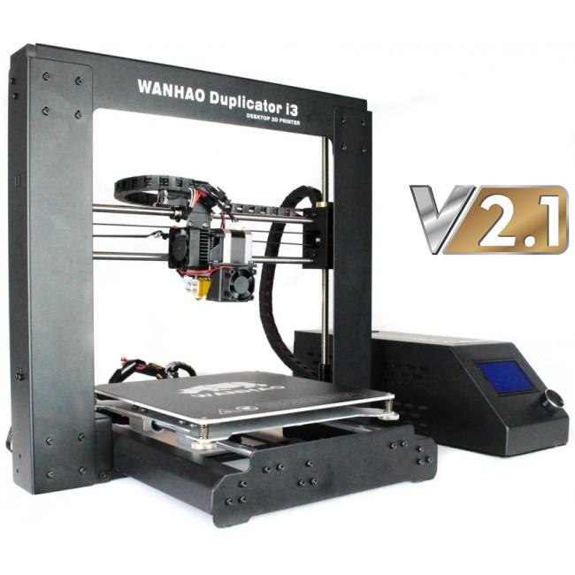 Wanhao Duplicator i3 v2.1 Stampante 3D