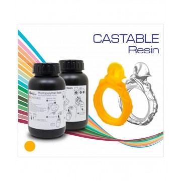 XYZprinting Castable Resin 500 ml Bottle