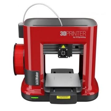 XYZprinting da Vinci miniMaker Roja Edición especial