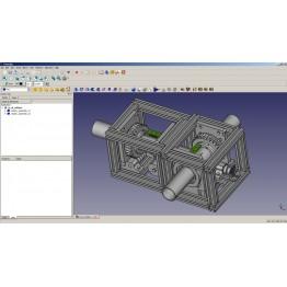 FreeCAD - 3D CAD/CAE