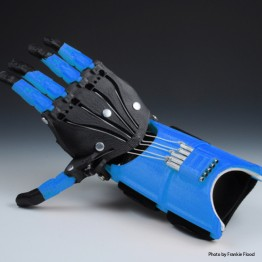 Prótesis en 3D para Mano