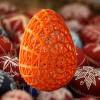 Uovo di Pasqua 3D