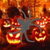 Araña Decoracion Noche de Brujas