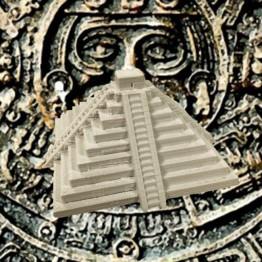Mesoamerican Pyramid
