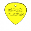 Plettro Standard Bass Player