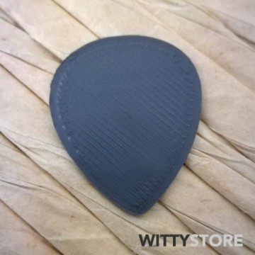 Jazz Guitar Pick 1 mm