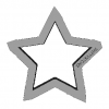 Cookie Cutter Star 3D Model