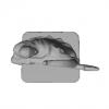 Elven Archer Miniature 3D Model