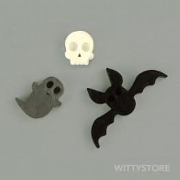 Fantasma Globob Modelo 3D