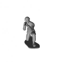 Soldatino Giocattolo Modello 3D N2