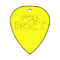 Standard Pick You Rock