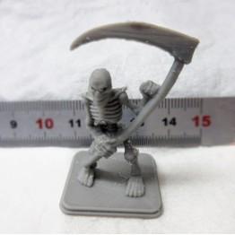 Scheletro HeroQuest Modello 3D