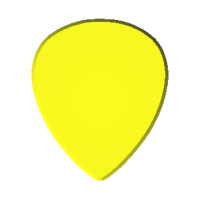 Jazz Guitar Pick 2 mm