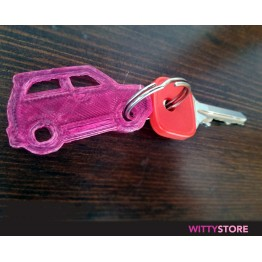 Keyring Car 3D Model