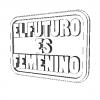 Imán El Futuro es Femenino Modelo 3D