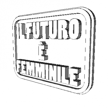 Imán Futuro Femminile  Modelo 3D