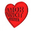 Imán Corazón Amor Modelo 3D
