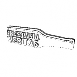 Magnet In Cervisia Veritas 3D Model